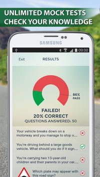 Driving theory test 2021 UK - Car theory test pro 截图 3