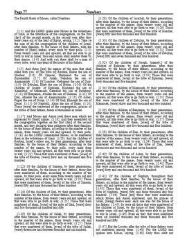 The King James Bible screenshot 14