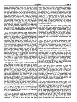 The King James Bible screenshot 7
