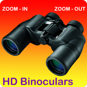 Binoculars HD Camera Zoom Long Distance icon
