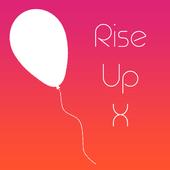 Rise Balloon  Up X icon