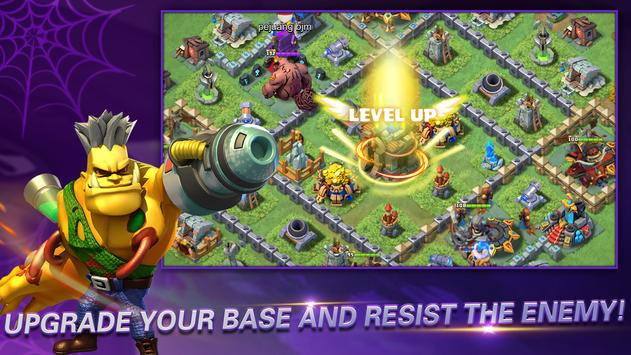 Heroes Brawl: Monster Clash - Defense Zombies スクリーンショット 2