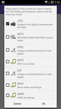 DiskDigger screenshot 16