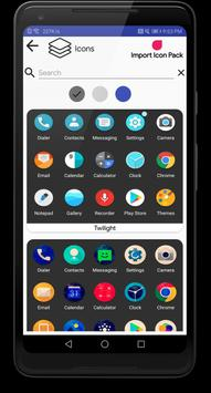 Themes Manager for Huawei / Honor / EMUI تصوير الشاشة 4