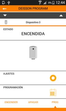 Deisson Program screenshot 1
