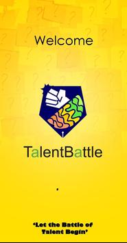 Talent Battle: Trivia Game to Earn Real Money ! poster