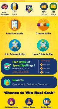Talent Battle: Trivia Game to Earn Real Money ! screenshot 1