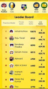 Talent Battle: Trivia Game to Earn Real Money ! screenshot 6
