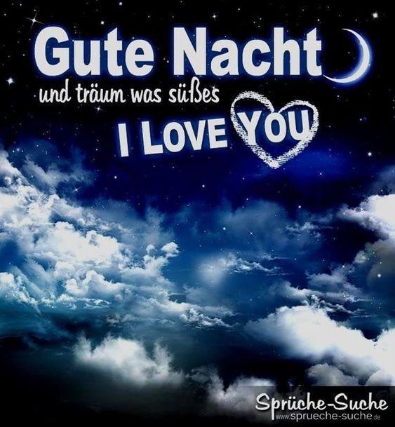 Nacht romantisch gute Gute nacht