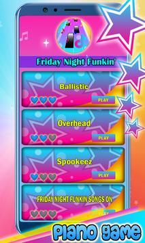 Friday Night Funkin' 🎹 piano game screenshot 1