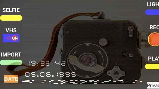 8MM RetroCam poster