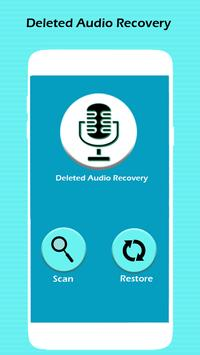 Deleted Audio Recovery: Restore Deleted Audios screenshot 1