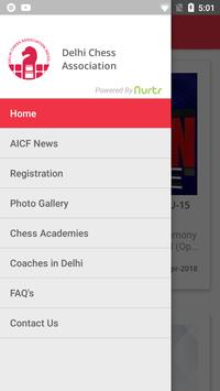 Delhi Chess Association screenshot 1