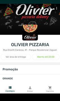 OLIVIER PIZZARIA screenshot 1