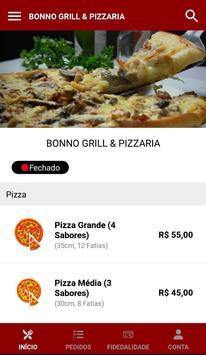 Bonno Pizzaria screenshot 1