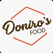Doniro's Food icon