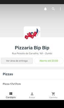 Pizzaria Bip Bip poster