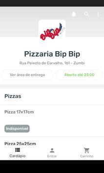 Pizzaria Bip Bip screenshot 1