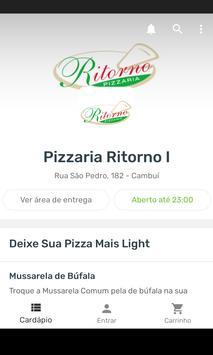 Pizzaria Ritorno screenshot 1
