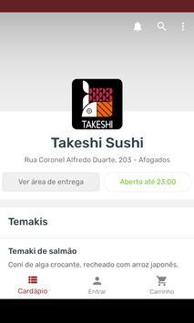 Takeshi Sushi poster