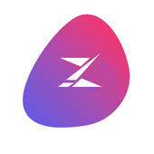 Z Square Delivery icon