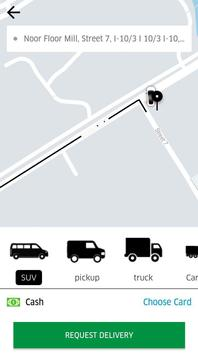 Z Square Delivery screenshot 2