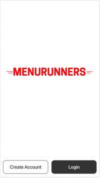 MenuRunners poster