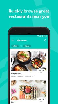 Poster Deliveroo