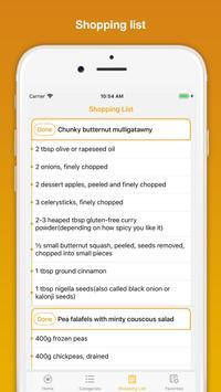 Good food – Eat clean recipes screenshot 2