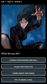 D&D Style Medieval Fantasy RPG (Choices Game) ポスター