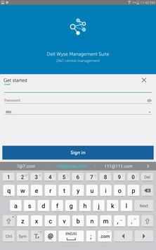 Dell Wyse Management Suite screenshot 5