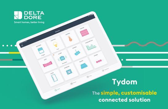 Tydom स्क्रीनशॉट 10