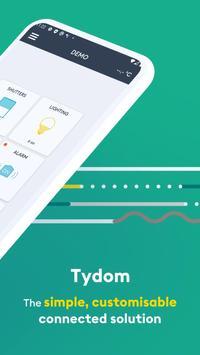 Tydom स्क्रीनशॉट 1