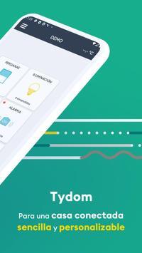 Tydom captura de pantalla 1