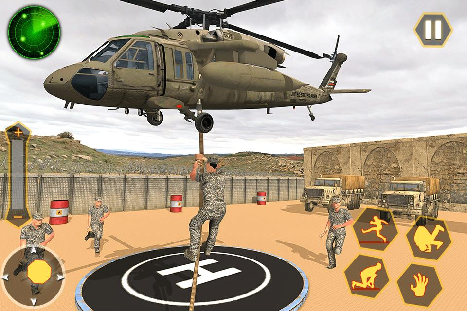 delta force training video
