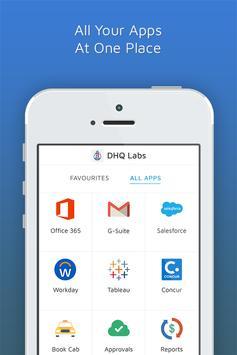 DHQ Labs screenshot 1