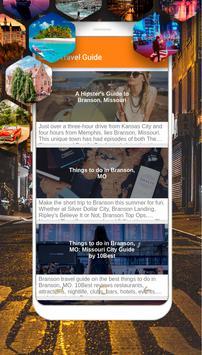 Branson Guide - Top Things to Do screenshot 2