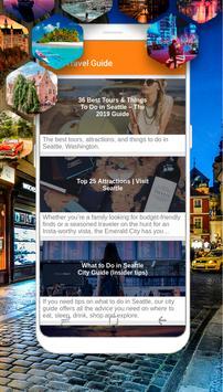 Seattle Guide - Top Things to Do screenshot 2