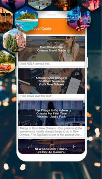 New Orleans Guide - Top Things to Do poster