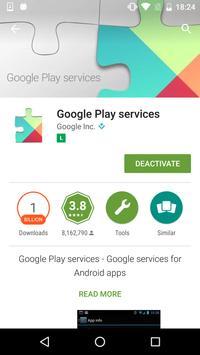 Help Play Services Error 截图 1