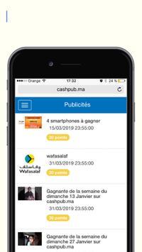 Cashpub screenshot 2