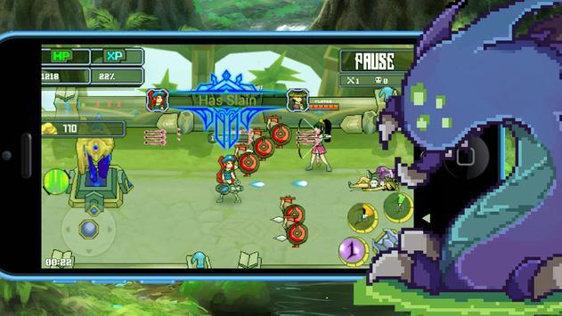 League of Warriors screenshot 2
