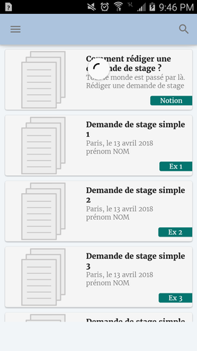 Demande De Stage Apk 10 Download For Android Download