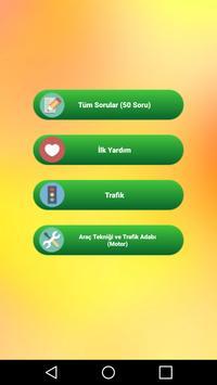 Ehliyet Sınav Soruları screenshot 3