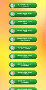 Ehliyet Sınav Soruları screenshot 1