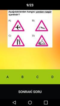 Ehliyet Sınav Soruları screenshot 6