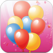 Balloon Popping For Babies icon