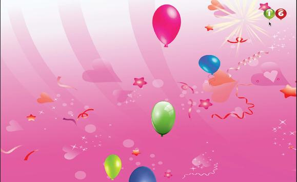 Balloon Popping For Babies poster