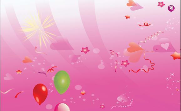 Balloon Popping For Babies screenshot 2