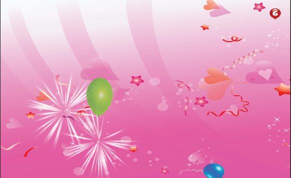 Balloon Popping For Babies screenshot 3
